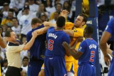 GOLDEN STATE WARRIORS VS LOS ANGELES CLIPPERS